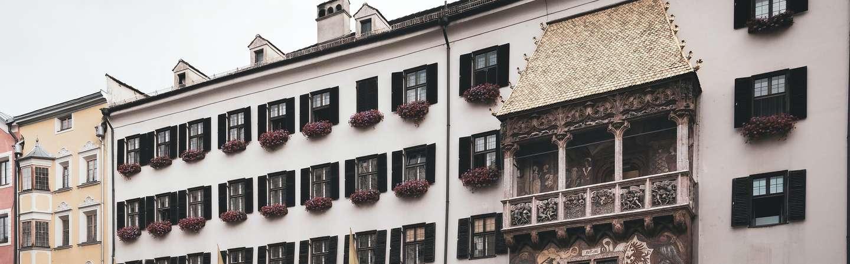 Österreich Reiseziel Goldenes Dachl
